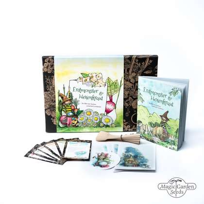 Mud Monsters & Witchweed - Seed Gift Set for Children