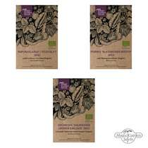 Winter Vegetable Plants (Organic) - Seed kit #1